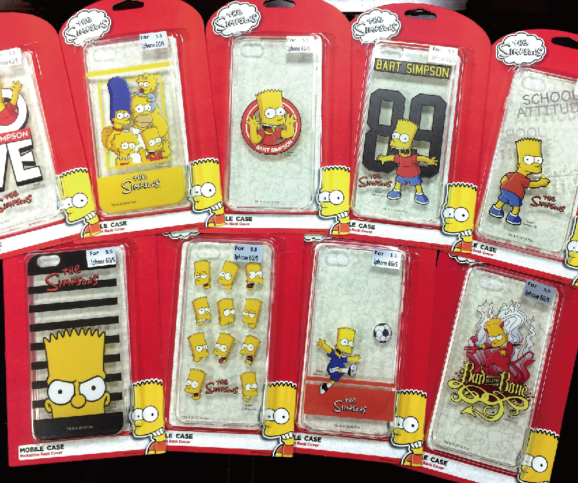 The Simpsons Phone Case