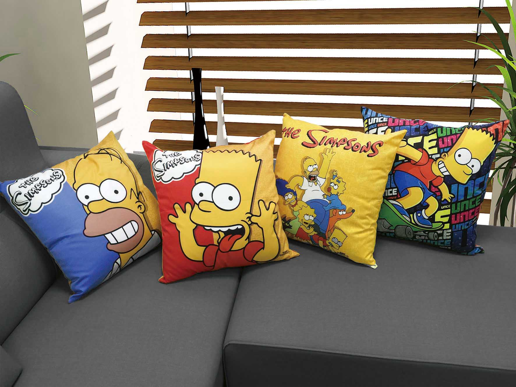 The Simpsons Cushion